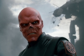 Cufflinks - Hydra Avengers - Skull