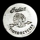 P121 - Large PIN - Indian Motorcycles & Old Indian Head