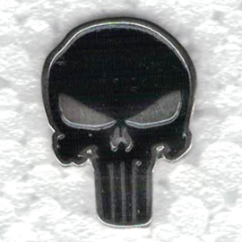 PIN - Marvel - The Punisher - Black