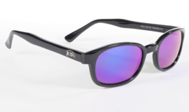 Original KD's - Sunglasses - Iridium / Coloured Mirror