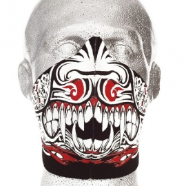 Bandero - Warrior Half / Face Mask