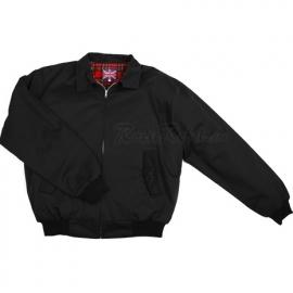 UK Jacket - Hooligan - (with Tartan Design Inside)