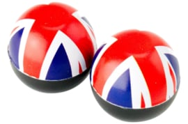 TrikTopz - Valve Caps - British Flags - Union Jack - UK