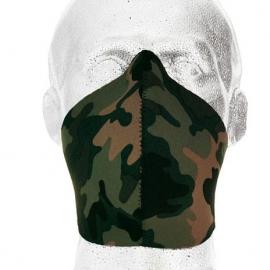 Bandero - Camouflage Half / Face Mask