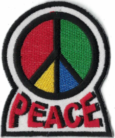 023 - PATCH - PEACE with Colours
