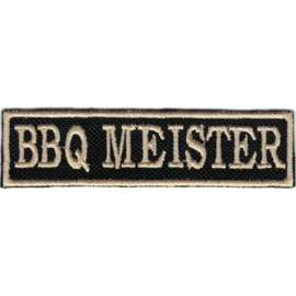 Golden PATCH - Flash / Stick - BBQ MEISTER - barbecue