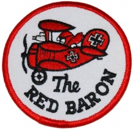 175 - PATCH - The Red Baron