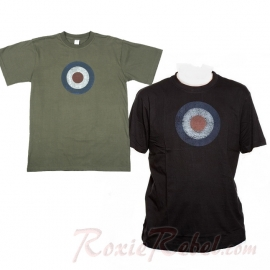 RAF T-Shirt - Bulls Eye - Two Colours