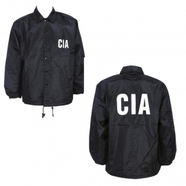 Official Wind Jacket - CIA