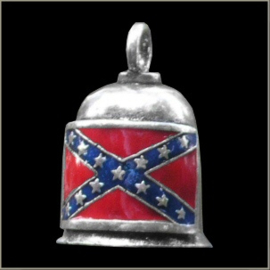 The Original Gremlin Bell - Frisco Bell - USA - Redneck - Rebel Flag