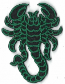 015 - PATCH - Green Scorpion
