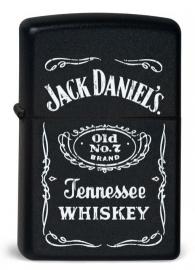 Zippo - Jack Daniel's Big Logo