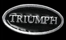 P170 - PIN - Metal Badge - Triumph