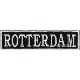 White PATCH - Flash / Stick - ROTTERDAM - NL