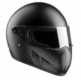 BANDIT - EXX Full Face Helmet  - ECE  [Flat Black]