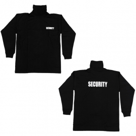 Longsleeve T-Shirt SECURITY - Black