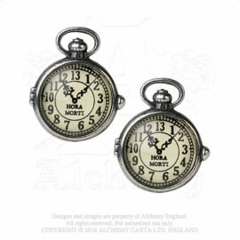 Alchemy England - Cufflinks - Steampunk - Uncle Alberts Fob Watch