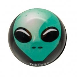 TrikTopz - Valve Caps - UFO - Aliens