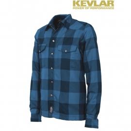 KEVLAR - John Doe - Lumberjack - Blue