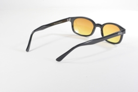 Original X-KD's - Larger Sunglasses - Blue Buster / Amber