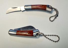 Knife / Keychain - 05 - Scythe-Look Blade