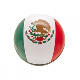 TrikTopz - Valve Caps - Mexican Flags - Mexico