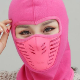 Polar Fleece Balaclava - PINK