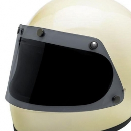 Biltwell INC - Gringo Blast Shield - SMOKE Tint