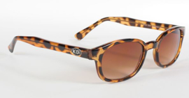 Original KD's - Sunglasses - Tortoise Frame & Brown Fade Lens
