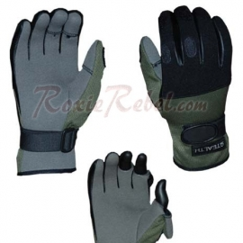 Tactical Neoprene (sniper) Gloves - Two Colours