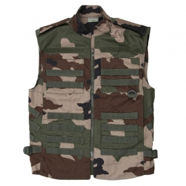 Tactical Vest - RECON - French Camouflage