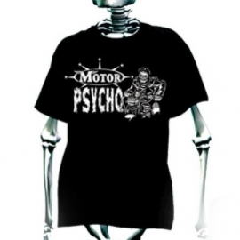 Vince Ray - Motor Psycho - Wildcat  - Medium Only - Classic