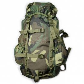 Woodland Recon Backpack [15, 25 or 35 ltr] - 101 INC