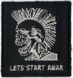 023 - PATCH - LET'S START A WAR