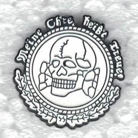 PIN - SS - Toxic Skull - Meine Ehre heibt Treue!