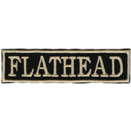Golden PATCH - Flash / Stick - FLATHEAD - HD