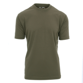 TACTICAL T-SHIRT QUICK DRY - Green