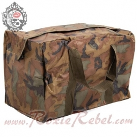Large Pilot Bag (camouflage) - 101 INC