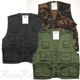 Tropical Vest - Three Colours