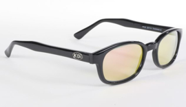 Original KD's - Sunglasses - CLEAR Coloured Mirror