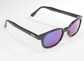 Original X-KD's - Larger Sunglasses - Coloured Mirror