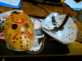Face Mask - Full Face - Jason vrsus Freddy - Firday the 13th