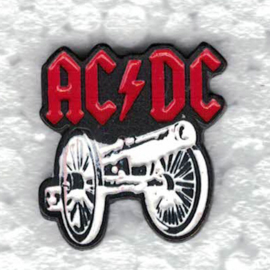 PIN - AC/DC AC-DC Canon - For those about to rock