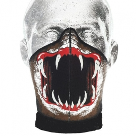 Bandero - Slayer Half / Face Mask - Longneck