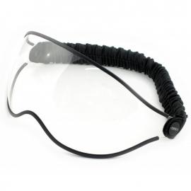 DMD - Helmet CLEAR Jet Visor / Goggles