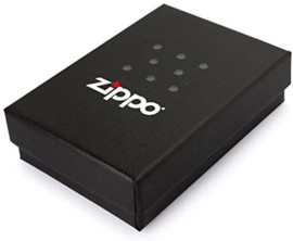 Zippo- Slim Line - Satin Black
