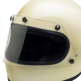 Biltwell INC - Gringo Blast Shield - CLEAR