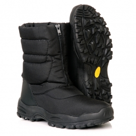 SnowBoots with Zipper