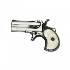 Ivory Gun BUCKLE [B123]
