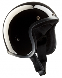 BANDIT - Jet Open Face Helmet [Shiny Black]